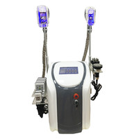 Wholesale Ultrasound Cavitation Slimming Machines - Professional cryolipolysis fat freezing slimming machine 2 cryo handles cool body sculpting cryolipolysis ultrasound cavitation rf lipolaser