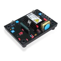 Wholesale Under Voltage Protection - Single phase Diesel brushless generator avr sx460 of red colour with protection of under speed and sensing voltage loss