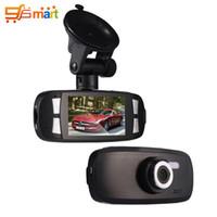 "Wholesale Zoom Record Camera Car - 100% Original Novatek 96650 Car Camera G1W 1080P Full HD Car DVR Video Recorder WDR AR0330 CMOS Dash Cam 2.7"" GS108 Night Vision"