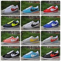 Wholesale Leisure Brand Shoes - Hot new brands Casual Shoes men and women cortez shoes leisure Shells shoes Leather fashion outdoor Sneakers size 36-44