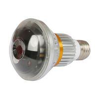 dvr cctv câmera levou venda por atacado-EazzyDV Lâmpada CCTV Segurança Câmera DVR BC-680C com 2 pcs 3o IR LED (Detecção de Movimento, Visão Noturna, Armazenamento Circular) (Sem WIFI)