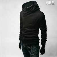 2014 Anime Assassins Creed III 3 Desmond Miles-Jacken-Top Coat Cosplay