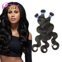 Wholesale clearance free shipping - Clearance sale!!! unprocessed virgin hair brazilian body wave human hair weave GOOD quality XBL Free Shipping