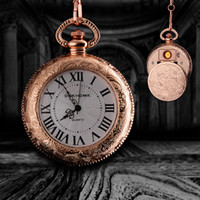 Wholesale Hanging Chain Watches - Creative cigarette lighter metal hanging chain can be changed wire USB retro pocket watch table charging lighter