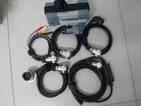 Discount diagnostic multiplexer - mb star c3 diagnostic tool without hdd Auto diagnostic tool diagnosis C3 multiplexer WITH CABLES BEST