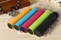 Wholesale Charger Music Box - 4000mah Speaker Power bank mini sound box portable speaker External charger Music player powerbank for iPhone 5s Samsung s4 s5 HTC 5E-SC