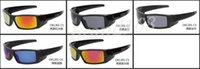 Wholesale Gas Outdoor - 100% NEW HOT STYLE GAS CAN SUNGLASS MEN'S SUNGLASSES OUTDOOR SPORT GOOGEL GLASSES FAST SHIP MIX COLOR.