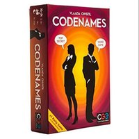 Wholesale Play Game Funny - Codenames Party Game Funny Games For Adults Social Word Game a Simple Premise And Challenging Playing Card Game OOA3742