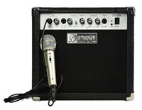 alto-falantes de instrumento venda por atacado-20w acústico amplificador de guitarra elétrica amplificador de guitarra com MIC instrumentos musicais acessórios partes de guitarra