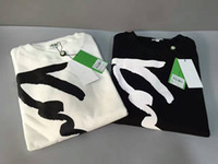 Wholesale Sports Long Sleeve Shirt Women - Paris Fashion Tiger Brand Black White Letter Printing Men Women Business Leisure Sweatshirts 100% Cotton Autumn Shirts Jogger Sports Jumpers
