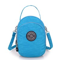 Wholesale Wholesalers For Small Businesses - Wholesale-Messenger Bags Purse Female Casual Nylon Waterproof Shoulder Bags Satchel Bolsas Beach Small Travel Crossbody Bags For Women