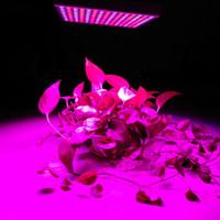 Wholesale Flower Lights Uk - EU UK US plug 14W 225LEDs 85-265V SMD3528 LED Grow Light Lamp Hanging Vegetable Flower Greenhouse Garden Indoor Growth lighting