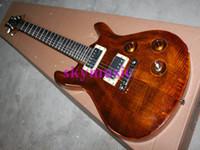 Wholesale Root Beer Guitar - New Arrival Electric Guitar Top Quality in Brown Root Beer Burst
