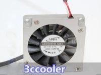 adda 5v fans großhandel-Neuer ursprünglicher ADDA 3507 AB3505HB-QB3 5V 0.11A 3Wire Radialventilator