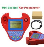 Wholesale Cheapest Toyota - Hot sale MINI ZED BULL key programmer v508 ZEDBULL with cheapest Price mini zeb bull No Tokens Limitation Smart Zed Bull