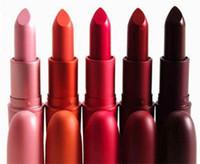 Wholesale Wholesale Charlotte - Gia Valli Matte Lipstick lip gloss Giambattista Collection 5 color Matte Lipstick Lipgloss Eugenie   Charlotte   Margh VS Kylie
