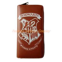 Wholesale Harry Potter Pocket - Harry Potter Wallet Map Wallets Men Women Money bag pocket Women Card Holder carteira mltifunction 002
