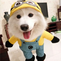 Wholesale wedding costume male for sale - Dog Clothes Funny Pet Outfit Supply Halloween Suit For Small Puppy for Chihuahua Yorkies Clothing Costumes Overalls for Cat