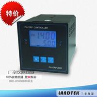 Wholesale Lan Meter - Wholesale-LAN Thai control table pH controller PH PH-200 pH meter PH-2000 ORP-2000 probe