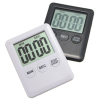 Wholesale Electronics 99 - New Arrival High Quality Electronic Digital LCD Magnetic Countdown Timer Count Down Egg Kitchen 99 Minute