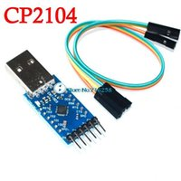 Wholesale CP2104 CP2102 Serial Converter USB To TTL UART PIN Module compatible with and better than CP210