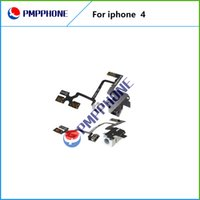 Wholesale Cable Power Jack - Good Quality For iPhone 4 4G Headphone Audio Jack Power Volume Switch Flex Cable Replacement & Fast shipping