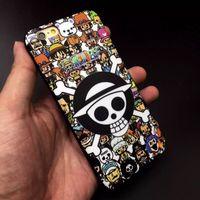 "Wholesale Apple Iphone Pieces One - Cartoon ""ONE PIECE"" Anti-fingerprint Soft Gel TPU Cover Capa Para Funda Carcasas Hoesje For iPhone 5 5s 6 6s 6 plus 7 7 plus Case Coque"