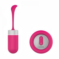 Wholesale Waterproof Remote Control Bullet - Chorus Fairy Remote Control Bullet Vibrator 7 Modes Vibration Waterproof Sex Bullet Vibrator for Couple,Adult Sex Product Hot Sales