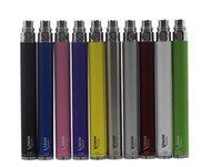 Wholesale Ego C Mini - Vision Spinner Battery Variable Voltage eGo C Twist e Cigarettes for CE4 MT3 MINI PROTANK ATOMIZER Adjustable
