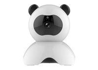 Wholesale Wireless Recording Cctv - CCTV Surveillance Security Cameras Panda WIFI HD Camera Audio Record Surveillance Baby Monitor HD Mini CCTV
