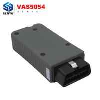 Wholesale vag bluetooth - OBD2 VAG Diagnostic Tool VAS5054 Oki Full Chip Bluetooth ODIS V4.1.3 Support UDS Protocol VAS 5054A For VW   AUDI   SKODA   SEAT
