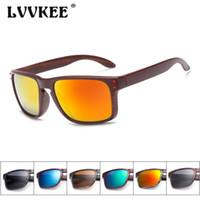 Wholesale Glass Grains - Holbrook Sunglasses for women of outdoor sports Imitated Designer Glasses sunglasses male female VR46 Wood Grain 9 Color