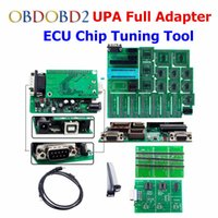 Wholesale upa usb programmer - High Quality UPA USB V1.3 Serial ECU Programmer Full Adapters UPA-USB Auto ECU Chip Tuning OBD2 Diagnostic Tool UPA V1.3