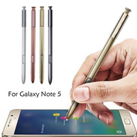 Wholesale Galaxy Stylus - 100% New OEM High Quality Stylus S Pen for NOTE5 Touch Screen Stylus For Galaxy NOTE 5 N920V N920F N920A