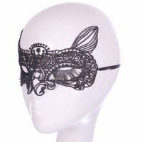 Wholesale Cheap Masks For Masquerade Ball - Cheap 2016MJ003 Lace Masks For Halloween masquerade masks Party Masks Venetian Party Sexy Lace Venetian Masquerade Ball Halloween Party Fan