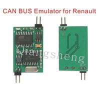Wholesale Emulator Renault Can Bus - wholesaler 5pcs lot CAN BUS emulator for renault Cluster Repair diagnostic tool