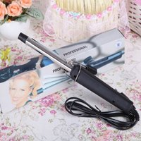 Wholesale Hair Dryer Stick - Manufacturers wholesale metal thermostat hair curler,stainless steel perm power electric hair stick