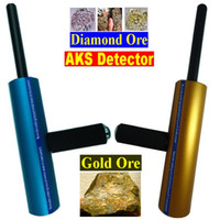 Wholesale Long Range Metal - DHL free shipping Deep earth Underground gold Metal Detector AKS The most popular Long Range Gold Diamond Detector AKS