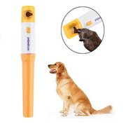 Wholesale Caring Dog - Pet Dog Cat Nail Claw Grooming Grinder Trimmer Clipper Electric Nail File Pet Care Grooming Supplies