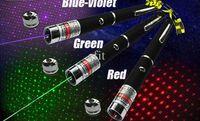 Wholesale Laser Pointer Red Kaleidoscope - 2016 5mW 532nm Star light Beam Laser Pointer Penwith Kaleidoscope Cap Green Red Blue Violet SOS Teaching Meeting Mounting Hunting Xmas Gift