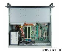 Wholesale Server Monitor - D4390 4u 390 mm long chassis for KTV monitoring equipment of short 4u control server 611864