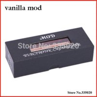 Vanilla Mod 26650 Batterie Clone Mod E Cigarette 510 fils Mod Full Mechanical Copper Stainless Steel pour batterie 26650
