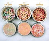 Wholesale blush pearls makeup for sale - Group buy Makeup Meteorites Face Blush Perles De Poudre Pearls Light Shimmer Blush g