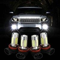 Wholesale H4 Hid Conversion Kits - H11 H8 9006 H7 H4 H3 Xenon White 7.5W LED Car Fog Bulbs Light For 12V Car Vehicles