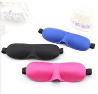 Wholesale Factory Price D Contour Super Soft Sleep Mask Sleep Masks Perfect for Travel Or Naps a Good Night is Sleep