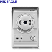 REDEAGLE 700TVL Color Door Phone Camera Outdoor Entrance Machine per videocitofono a 4 fili Videocitofono Sistema di controllo accessi