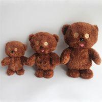 Wholesale Mini Teddy Bears For Sale - Free Shipping 2018 New Plush Toys Mini Plush Stuffed Toys Teddy Bear 20cm For Sale