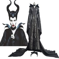 Wholesale Maleficent Movie Costumes Buy Cheap Maleficent