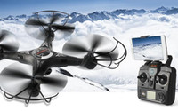 Wholesale wifi camera toy resale online - SYMA X5SW s500 quadcopter professional RC Drone FPV Helicopter Quadcopter with HD Camera G Axis Real Time WIFI RC Helicopter Toy