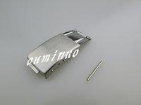16 faixas de relógio de aço inoxidável venda por atacado-16 milímetros nova banda de aço inoxidável Assista bracelete implantações Fecho Fivela Para relógio Rolex
